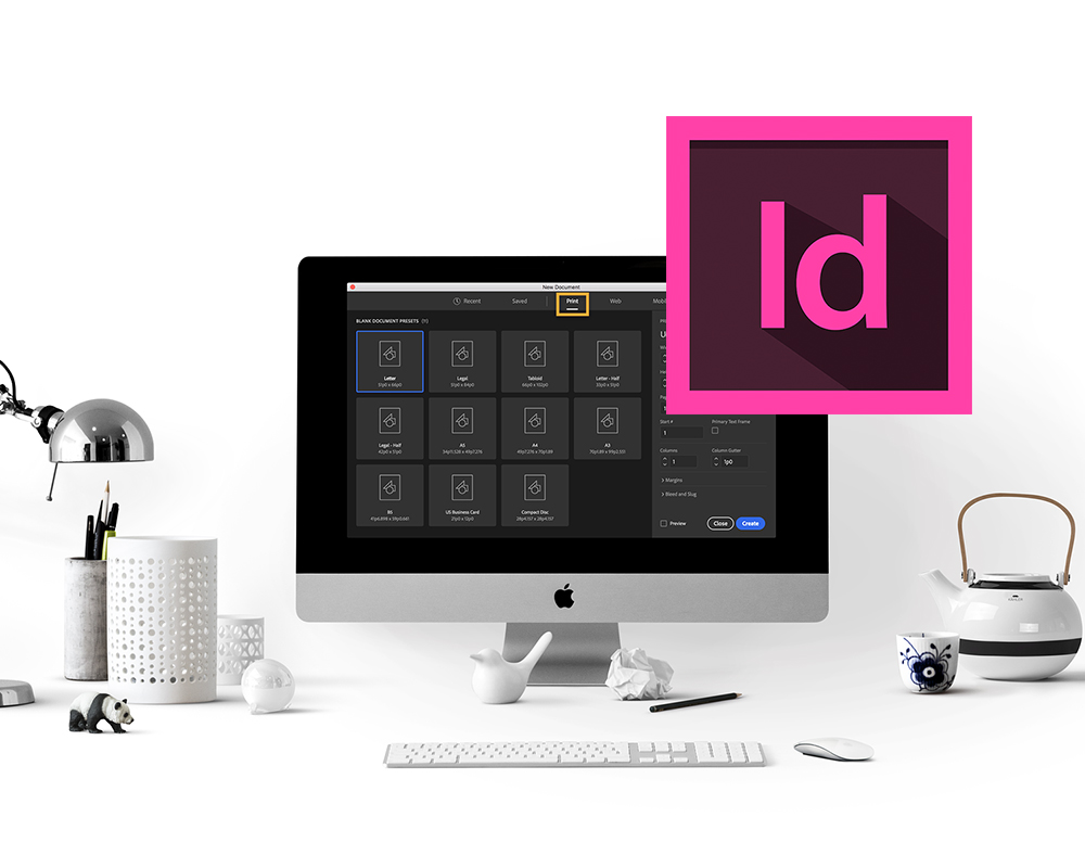 Cursos adobe Indesign