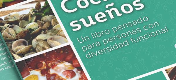 Portada libro Cocinando Sueños II. Lectura fácil