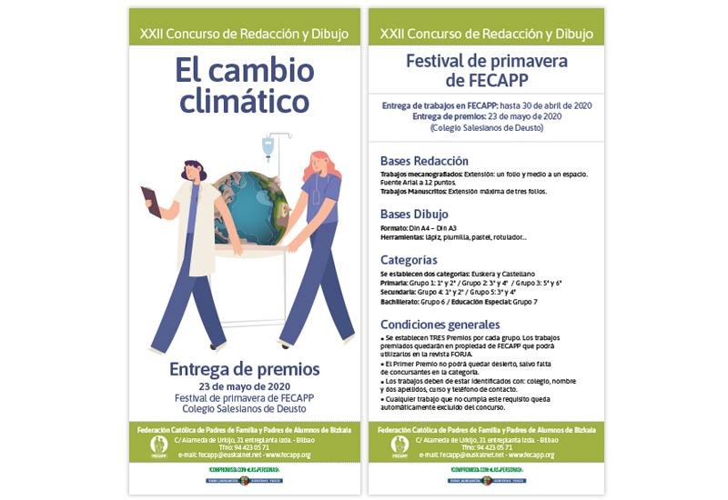 Díptico FECAPP